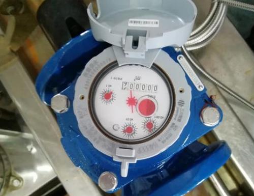 智能水表使用案例