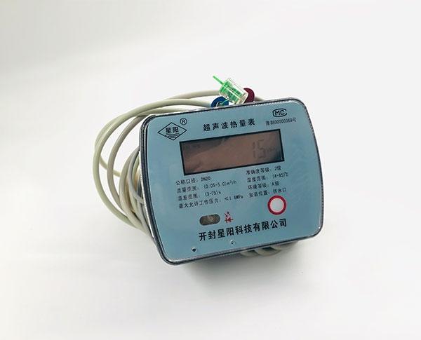 超声波远传热量表