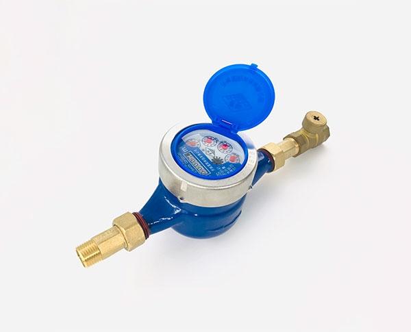 滴水计量机械水表